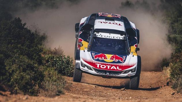 Dakar Rally Cars Wallpaper screenshot 8