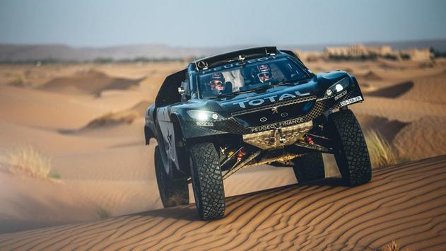 Dakar Rally Cars Wallpaper screenshot 13