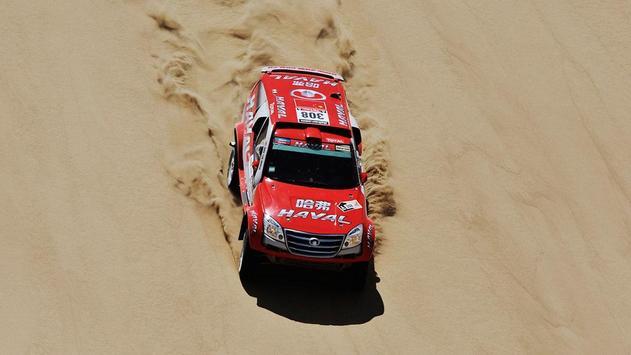 Dakar Rally Cars Wallpaper screenshot 10