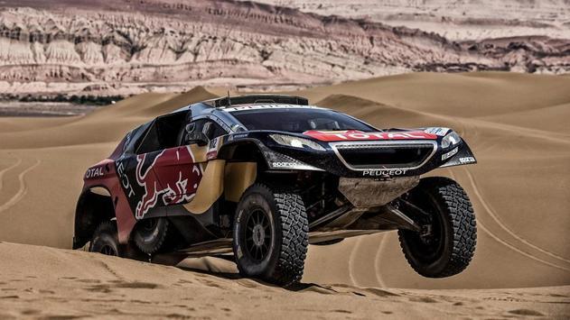 Dakar Rally Cars Wallpaper screenshot 11