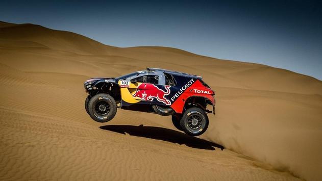 Dakar Rally Cars Wallpaper screenshot 12