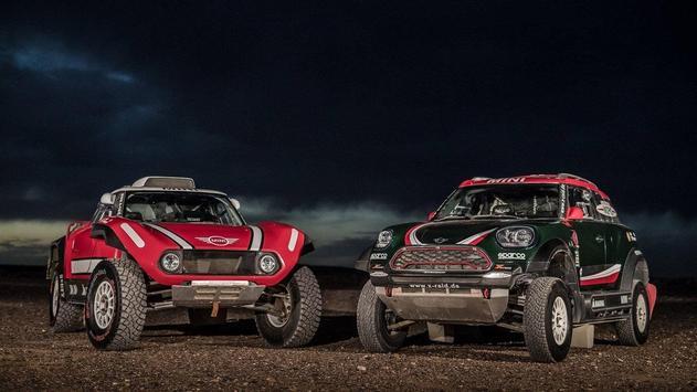 Dakar Rally Cars Wallpaper screenshot 17
