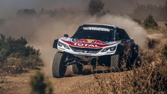 Dakar Rally Cars Wallpaper screenshot 14
