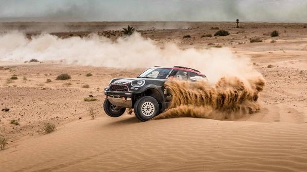 Dakar Rally Cars Wallpaper screenshot 16