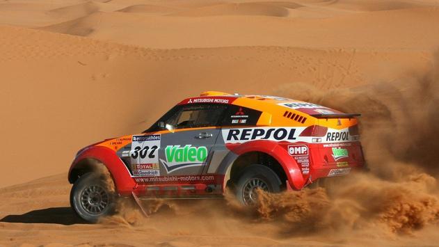 Dakar Rally Cars Wallpaper screenshot 18