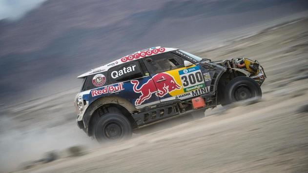 Dakar Rally Cars Wallpaper screenshot 19
