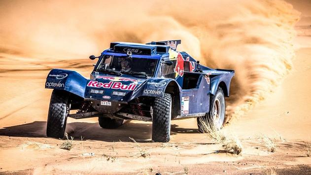 Dakar Rally Cars Wallpaper screenshot 1