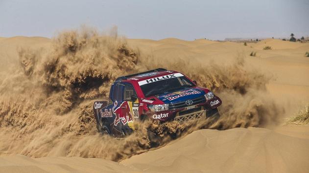 Dakar Rally Cars Wallpaper screenshot 23