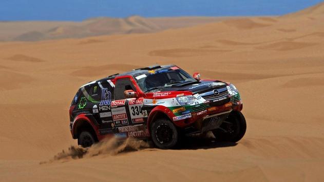 Dakar Rally Cars Wallpaper screenshot 20