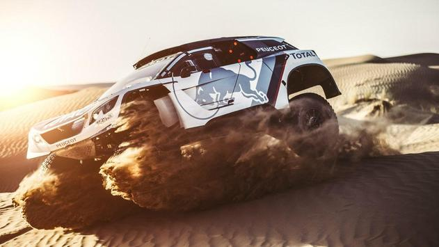 Dakar Rally Cars Wallpaper screenshot 22