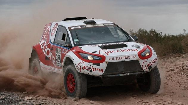 Dakar Rally Cars Wallpaper screenshot 3