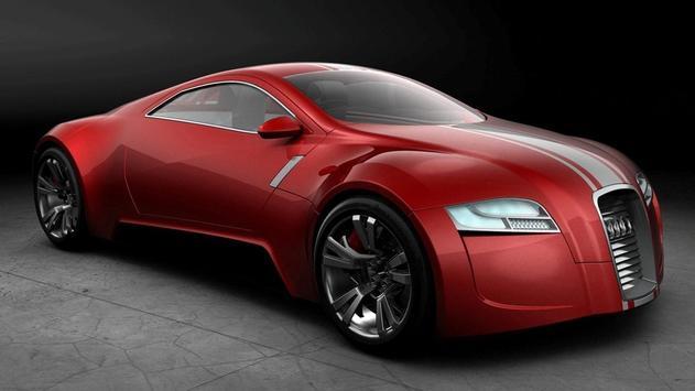 Futuristic Cars Wallpaper screenshot 4