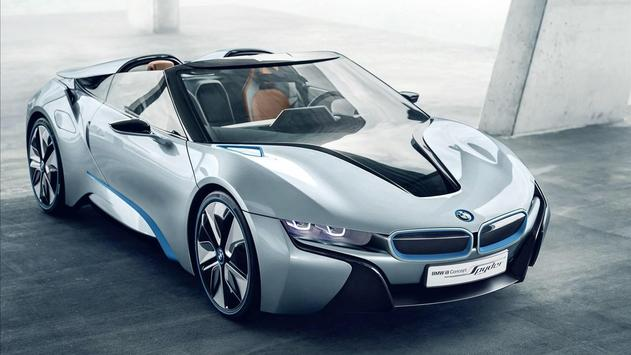 Futuristic Cars Wallpaper screenshot 7