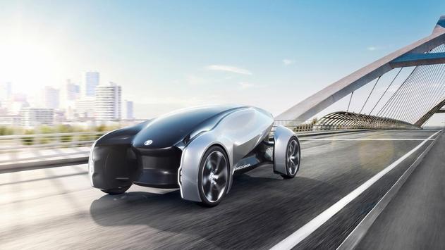 Futuristic Cars Wallpaper screenshot 9