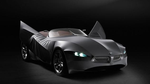 Futuristic Cars Wallpaper poster