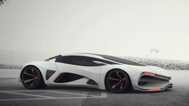 Futuristic Cars Wallpaper screenshot 13