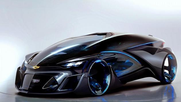 Futuristic Cars Wallpaper screenshot 10