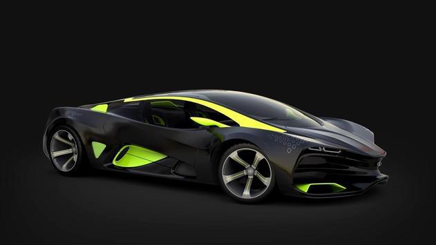 Futuristic Cars Wallpaper screenshot 14