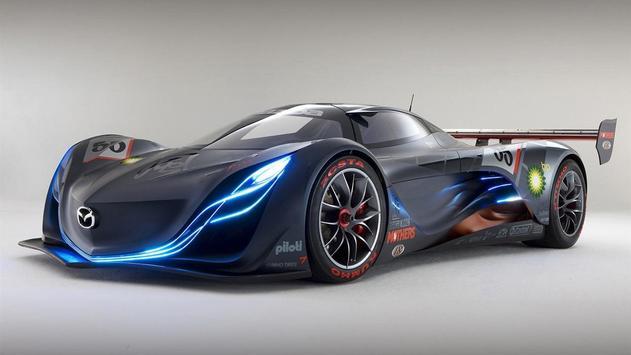Futuristic Cars Wallpaper screenshot 18