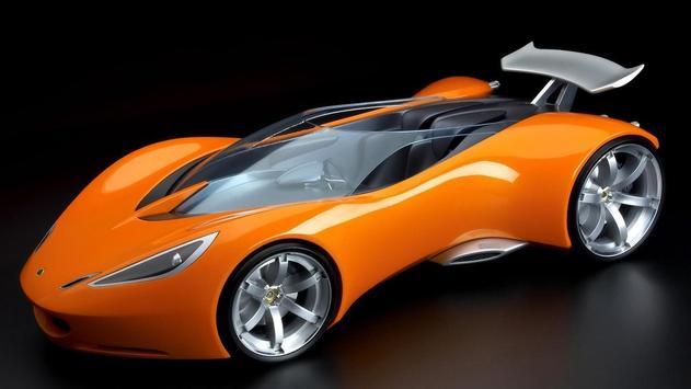 Futuristic Cars Wallpaper screenshot 1