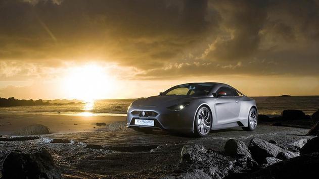 Futuristic Cars Wallpaper screenshot 23