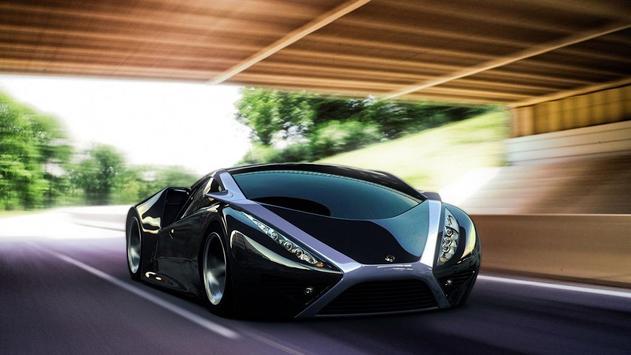 Futuristic Cars Wallpaper screenshot 22