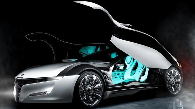 Futuristic Cars Wallpaper screenshot 2
