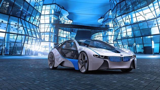 Futuristic Cars Wallpaper screenshot 3