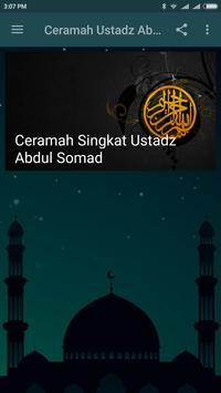 Ceramah Singkat Ustadz Abdul Somad poster