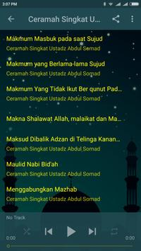 Ceramah Singkat Ustadz Abdul Somad screenshot 10