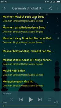 Ceramah Singkat Ustadz Abdul Somad apk screenshot