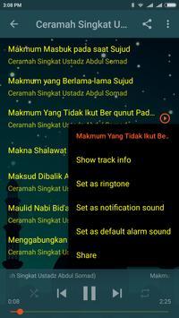 Ceramah Singkat Ustadz Abdul Somad screenshot 17