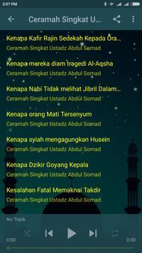 Ceramah Singkat Ustadz Abdul Somad screenshot 9