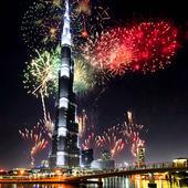Fireworks Wallpaper icon