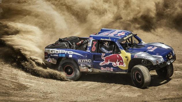 Baja Truck Racing Wallpaper screenshot 11