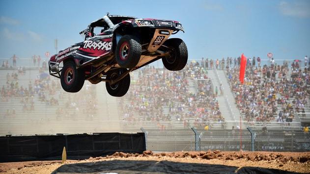 Baja Truck Racing Wallpaper screenshot 1