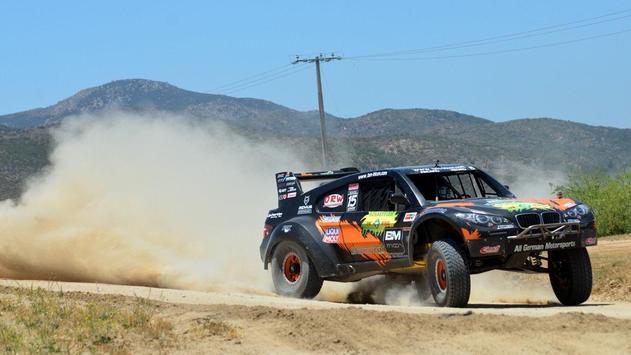 Baja Truck Racing Wallpaper screenshot 2