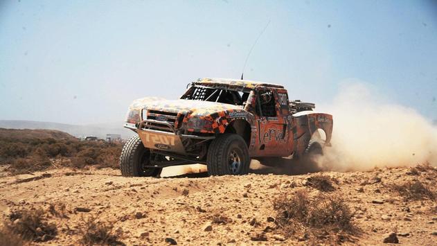 Baja Truck Racing Wallpaper screenshot 3