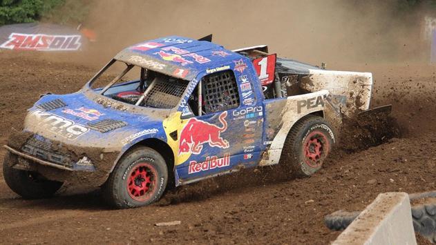 Baja Truck Racing Wallpaper screenshot 4