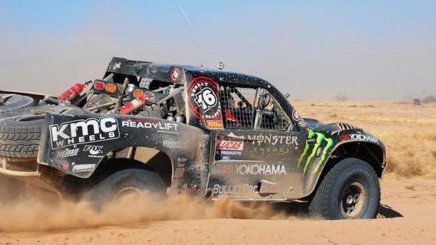 Baja Truck Racing Wallpaper screenshot 5