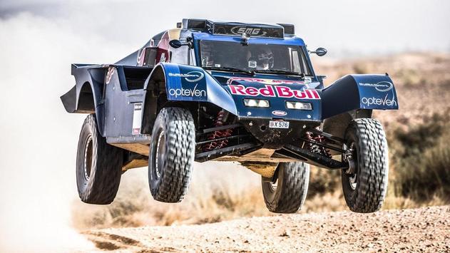 Baja Truck Racing Wallpaper screenshot 6