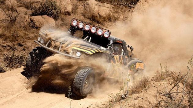 Baja Truck Racing Wallpaper screenshot 7