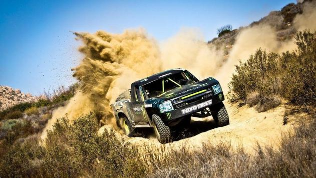 Baja Truck Racing Wallpaper screenshot 9