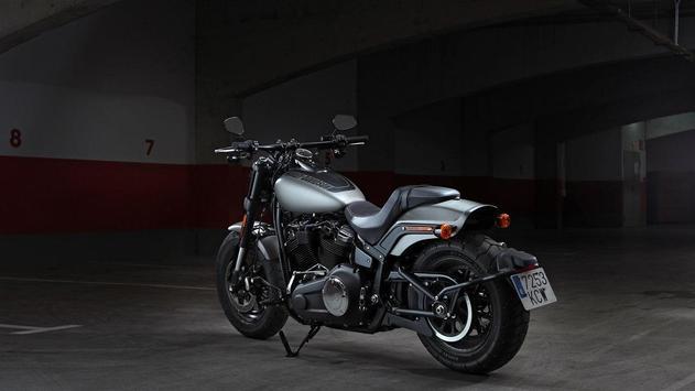 Custom Harley Wallpaper screenshot 10