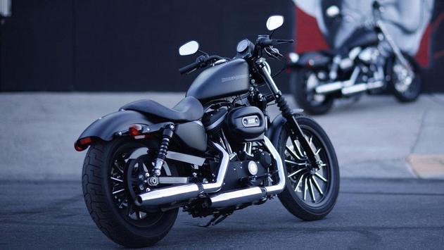 Custom Harley Wallpaper screenshot 2