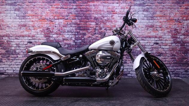 Custom Harley Wallpaper screenshot 3