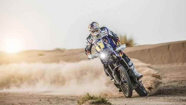 Dakar Rally Motorcycle Desert screenshot 17