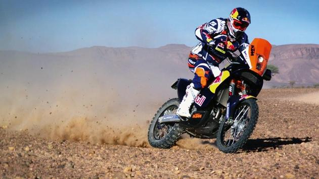 Dakar Rally Motorcycle Desert screenshot 18
