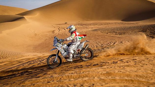 Dakar Rally Motorcycle Desert screenshot 19