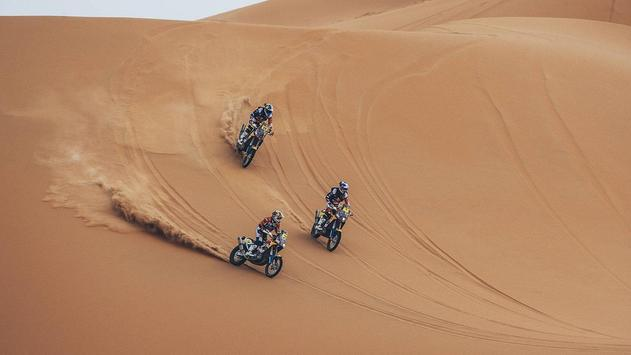 Dakar Rally Motorcycle Desert screenshot 10